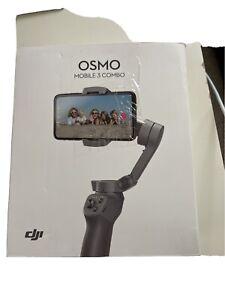 DJI Osmo Mobile 3 Combo - Gimbal Stabilizer