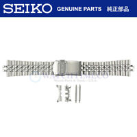 Seiko Metal Watch Band for SKX007 SKX009 SKX173 Stainless Steel Jubilee Bracelet