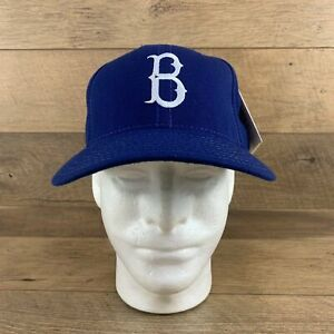 1939 - 1957 Brooklyn Dodgers American Needle Fitted Hat