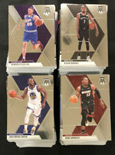 2019 Panini Mosaic Basketball Base Card You Pick Complete Your Set 1-300 UPDATED
