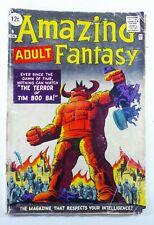 Atlas/Marvel AMAZING ADULT FANTASY (1962) #9 Stan LEE Pre-SPIDER-MAN FR/GD