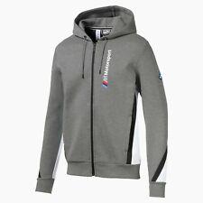 PUMA x BMW M Motorsport Men's Hooded Sweat Jacket