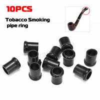 10x Weich Prävention Mundstück Schutz Tabak Pfeife  Bissschutz