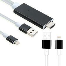 iPhone5/5s/6/6s/6Plus/6sPlus/7/7Plus to HDTV Cable