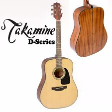 TAKAMINE D1D NS. D SERIES DREADNOUGHT ACOUSTIC SPRUCE TOP GUITAR