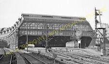 Edinburgh Princes Street Railway Station Photo. Caledonian Railway. (4)