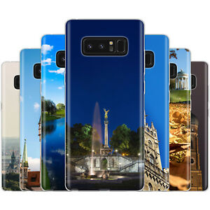 Dessana Munich Sightseeing Silicone Protective Cover Phone for Samsung Galaxy
