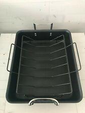 New listing Roasting Pan with Roasting Rack