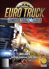 Euro Truck Simulator 2 - Gold Edition (PC: Windows, 2013)