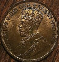 1919 CANADA LARGE CENT PENNY LARGE 1 CENT COIN - Uncirculated