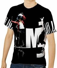 New Michael Jackson Mens T-Shirt Tee Size S M L XL 2XL 3XL
