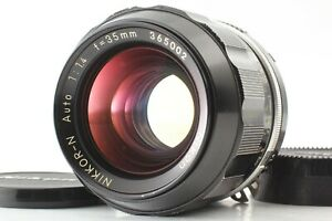 [Exc+5] Nikon Nikkor N Auto 35mm f1.4 AI Converted MF Wide Lens from Japan #454