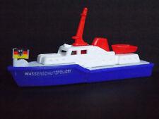 Jouet kinder Rettung auf ... Wasserschutzpolizei 613800 Allemagne 1995 +BPZ