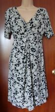 Monsoon Jersey Short Sleeve Floral Dresses for Women