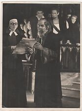 Emlym Williams as Shylock, Merchant of Venice, stage photo by Angus McBean