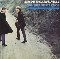 Simon & Garfunkel Sounds of silence (1968) [CD]