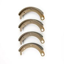 Front Brake Shoes for 1936 to 1942 Plymouth and 1936 to 1947 Dodge Truck 1/2 ton