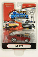 THE ORIGINAL MUSCLE MACHINES '64 GTO 1/64 scale