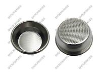 Double (14g) Shot Portafilter Basket Non-Pressurised Gaggia Coffee Machine Maker