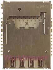 SIM Lector Tarjeta Conector Card Reader Connector Slot LG G Flex 2
