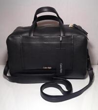 Calvin Klein - Contemporary Duffle, Black Hand Bag -(BNWT) RRP -£ 240