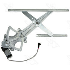 Power Window Motor and Regulator Assembly-Window Assembly Front Left fits IS300