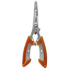 16cm Alicates Tijeras herramienta de corte de linea de pesca de acero inoxida R9
