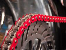 doppio rinforzato catena rosso per yamaha raptor yfm 700 R