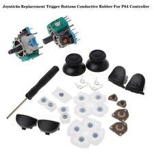 Gummipolster-Taste Federschraubendreher Joystick-Kappe Ersatzteile für PS4 ED