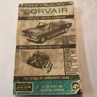 Original 1962 Chevrolet Corvair Owner's Handbook Manual Floyd Clymer~All Models  for sale