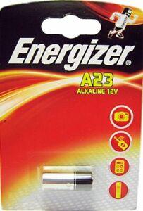 1 Energizer A23 12V Alkaline Battery MN21 23A LRV08 E23A K23A 8LR23 12 Volt