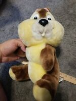 Disney Chip Plush Chipmunk Chip & Dale Vintage Disneyland Stuffed Animal