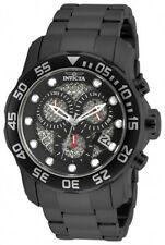 Invicta Men's Pro Diver Quartz Chronograph 300m Stainless Steel Watch 19838