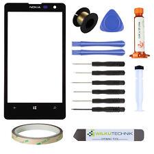 Nokia Lumia 1020 VETRO LOCA NERO ● Display Touch Screen fron disco + UV COLLA