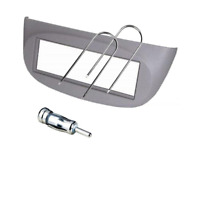 Kit montaggio mascherina adattatore autoradio stereo Renault Twingo / Wind 2 II