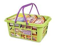 Casdon - Kids Shopping Basket - Kids Play Food Branded products