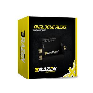 BraZen Digital to Analogue Convertor Esports PRO Gaming DAC Kit