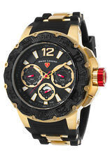 Swiss Legend Ultrasonic Mens Watch 14096SM-YG-01-BB