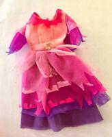 Vintage Mattel MARIE OSMOND doll original PURPLE PINK DRESS COSTUME
