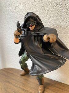 Gi Joe Classified Series Flint 6-Inch Action Figure LOOSE WITH BONUSES
