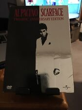 Scarface (DVD, 2003, Widescreen Anniversary Edition)