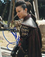 JAMIE CHUNG.. Once Upon A Time's Mulan - SIGNED