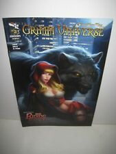 GRIMM UNIVERSE 2A GRIMM FAIRY TALES - RED RIDING HOOD