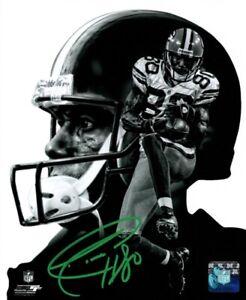 Packers DONALD DRIVER Signed 11x14 Photo #13 AUTO - SB XLV Champ - GBP HOF 2017