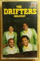 The Drifters, Greatest Hits Compilation Cassette Tape (MFP, 1985)