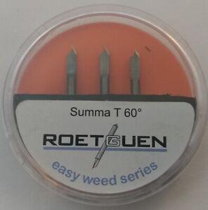 Original Roetguen Summa T Series 60° Vinyl Cutter Plotter Blades