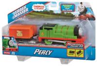 Thomas The Tank Engine Trackmaster Revolution Percy