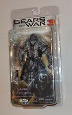 NECA Gears of War 3 Series 3 SAVAGE THERON w/ Cleaver  NEW SEALED! *U.S. SELLER*