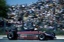 Elio de Angelis equipo Essex Lotus 81 español Grand Prix 1980 fotografía