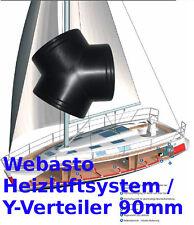 Webasto Heizluftsystem / Y-Verteiler 90mm